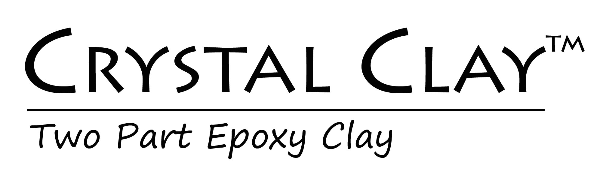 Crystal Clay 2 part epoxy clay for making rings and pendants